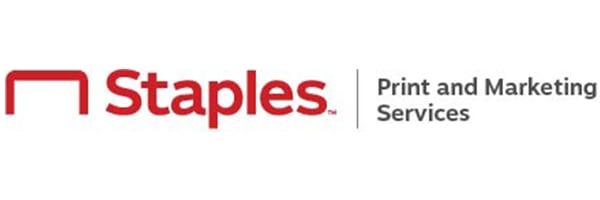 Staples Print Marketing Services Logo